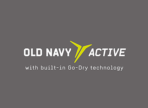 Old Navy: Active Logo Animation