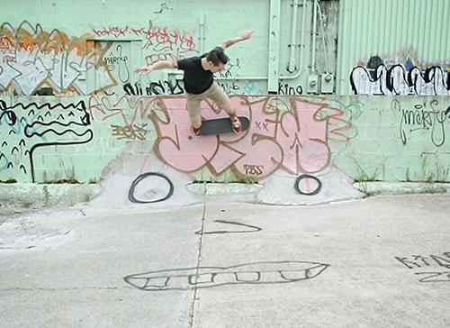 URBN Concept: Skateboard Narrative