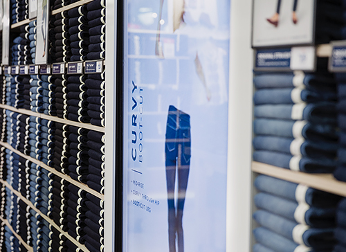 Old Navy: Flagship Denim Screen