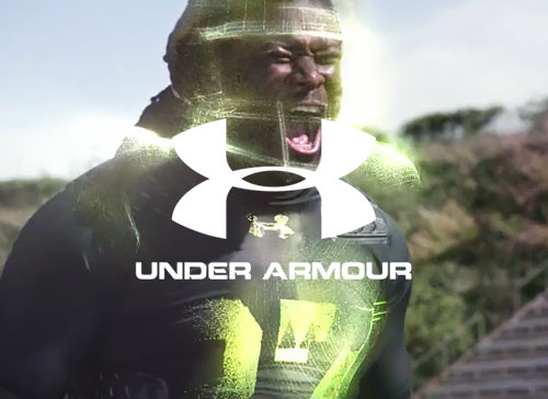 Under Armour/160over90: Game Day Featuring Green Bay Packers: Eddie Lacy (Sports)