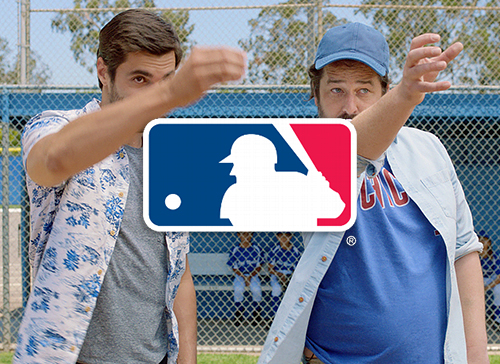 MLB X Old Navy: Base Signs (Retail, Sports, Comedy)