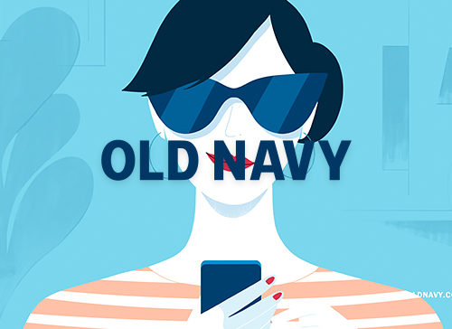 Old Navy: Introducing Buy Online, Pickup In-Store (Retail)