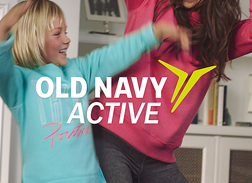 Old Navy Active: Everyday Wins (Retail, Sports)