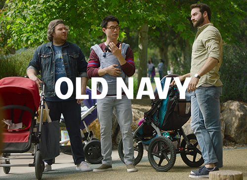 Old Navy: Built-In Tough (Retail, Comedy)