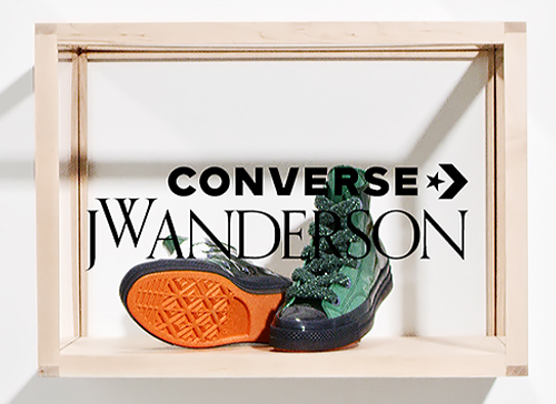 Converse X JW Anderson: The Chuck 70 is not a Toy (Fashion)