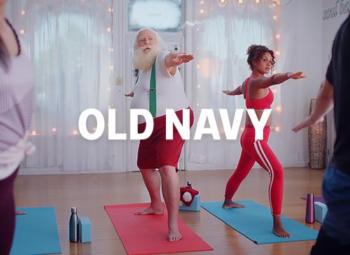 Old Navy: Santa Sighting (Retail, Comedy)