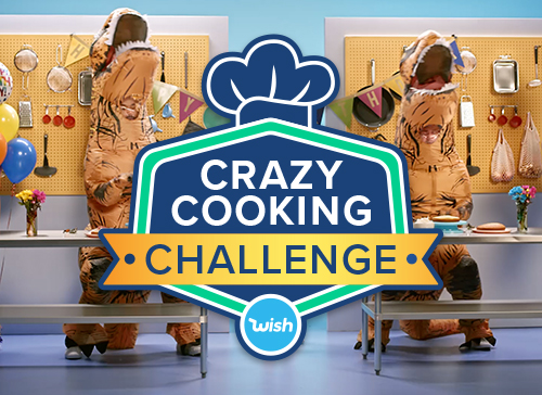 Wish: Crazy Cooking Challenge (Tech, Comedy, Food)