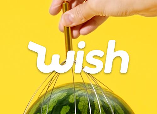 Wish: Tap, Get – Shopping Made Fun! (Tech, Retail)